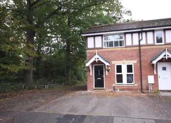 Thumbnail 3 bed semi-detached house for sale in Wells Close, Whiteley, Fareham