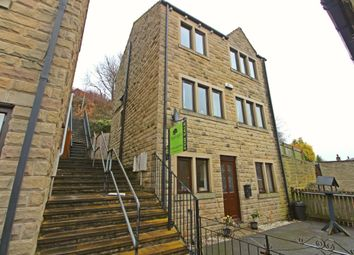 Thumbnail 4 bed detached house for sale in Spring Lane, New Mill, Holmfirth