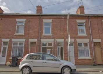 Thumbnail 3 bedroom terraced house for sale in Burfield Street, Leicester