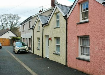 Thumbnail 2 bed terraced house to rent in Mill Street, Newcastle Emlyn, Carmarthenshire