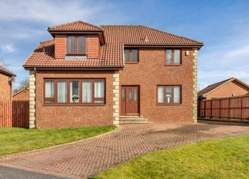 Thumbnail 4 bed detached house for sale in Hoey Drive, Overtown, Wishaw, North Lanarkshire