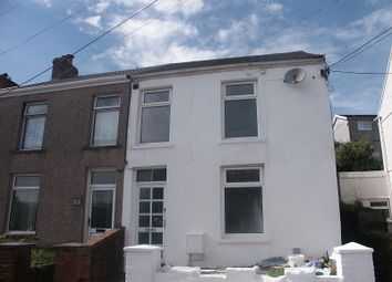 Thumbnail 2 bed semi-detached house to rent in 4 New Road, Cilfrew, Neath .