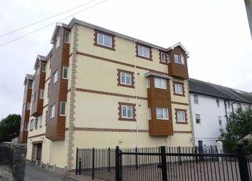 Thumbnail 2 bed flat to rent in Off New Street, Porthmadog, Gwynedd