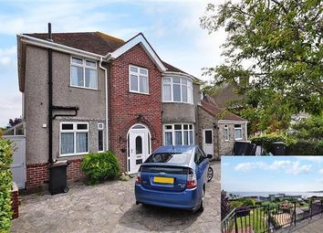 Thumbnail 5 bed detached house for sale in De Moulham Road, Swanage
