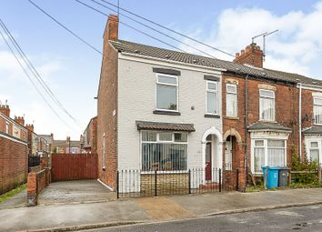 3 bed end terrace house for sale in Rosmead Street, Hull HU9