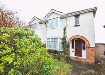 Thumbnail 3 bed semi-detached house for sale in Castle Road, Southampton