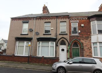 Thumbnail 3 bed terraced house for sale in Roker Avenue, Sunderland