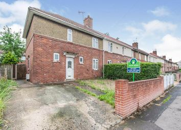 Thumbnail 3 bed terraced house to rent in Woodfield Road, Doncaster