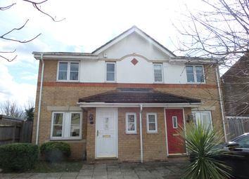 Thumbnail 3 bed semi-detached house to rent in Dering Road, Croydon