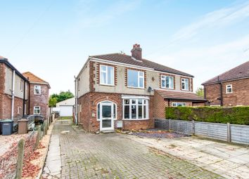 Thumbnail 3 bed semi-detached house for sale in Westcliffe Road, Ruskington, Sleaford
