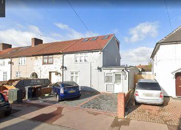 Thumbnail Flat to rent in Hunters Hall Road, Dagenham, London