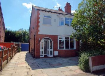 Thumbnail 4 bed semi-detached house for sale in Westgate, Sale, Greater Manchester