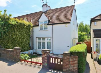 Thumbnail 2 bed semi-detached house for sale in Crayford Way, Crayford, Kent