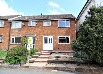 Thumbnail 3 bed end terrace house for sale in Stadon Road, Anstey, Leicester