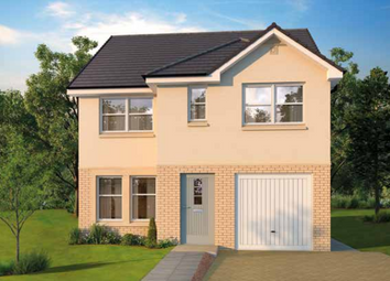 Thumbnail 4 bed detached house for sale in Plot 4, Baron's Gate, Leven Street, Motherwell, North Lanarkshire