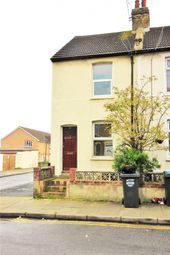 Thumbnail 2 bedroom end terrace house to rent in Church Road, Swanscombe, Kent