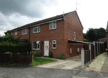 Thumbnail 3 bed property to rent in Ladywell Road, Boroughbridge, York