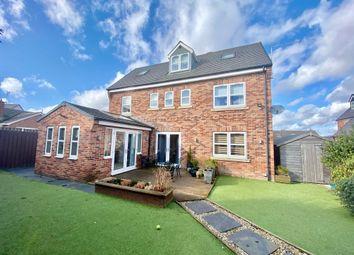 High Street, Eckington, Sheffield S21. 5 bed detached house for sale
