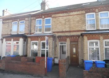 Thumbnail 3 bed terraced house to rent in Cheverton Avenue, Withernsea, East Yorkshire