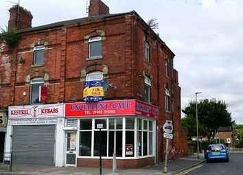 Thumbnail Retail premises for sale in 209 Holderness Road, Hull