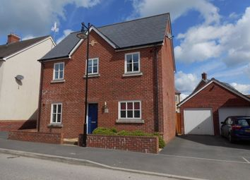 Thumbnail 3 bed detached house to rent in Allen Road, Shaftesbury