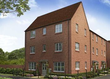 "Thumbnail 4 bed end terrace house for sale in ""The Abingdon"" at Whitelands Way, Bicester"