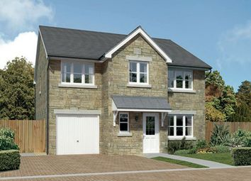 "Thumbnail 5 bed detached house for sale in ""Heddon"" at Meikle Earnock Road, Hamilton"