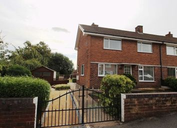 Thumbnail 3 bed semi-detached house for sale in Highfield Road, Clipstone Village, Mansfield