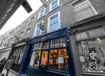 Thumbnail Retail premises for sale in Artillery Passage, London