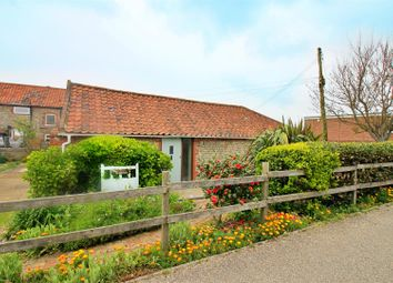 Thumbnail 3 bed barn conversion for sale in Paston Road, Mundesley, Norwich