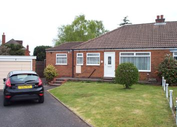 Thumbnail 2 bed semi-detached bungalow to rent in Priory Close, Coleshill, West Midlands