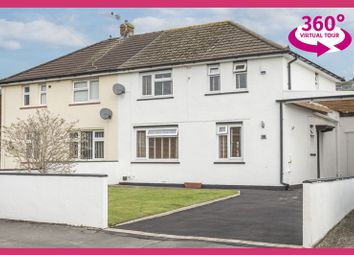Thumbnail 3 bed semi-detached house for sale in Greenfield Road, Rogerstone, Newport