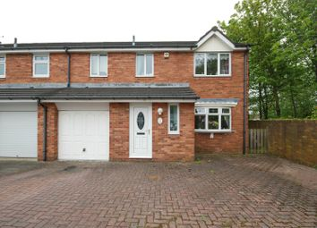 Thumbnail 4 bed semi-detached house for sale in Topcliff, Sunderland