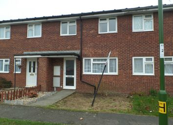 Thumbnail 3 bed terraced house to rent in Bradshaw Road, Chichester