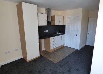 Thumbnail Studio to rent in Flat 15, Britannia House