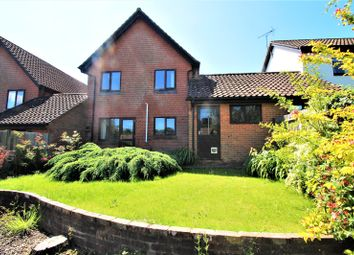 Thumbnail 4 bed link-detached house for sale in Beckett Way, East Grinstead
