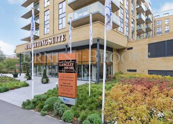 Thumbnail 1 bed flat for sale in The Duke Block, Langley Square, Dartford