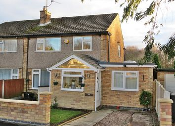 Thumbnail 4 bed semi-detached house for sale in High Ash Avenue, Leeds