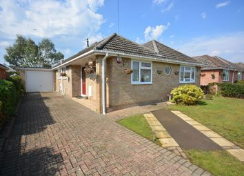 Thumbnail 3 bed detached bungalow for sale in Insley Crescent, Broadstone