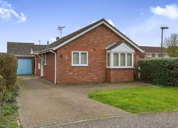Thumbnail 2 bedroom detached bungalow for sale in Bradvue Crescent, Bradville, Milton Keynes
