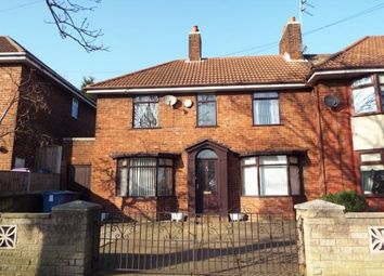Thumbnail 3 bed end terrace house for sale in East Prescott Road, Knotty Ash, Liverpool, United Kingdom