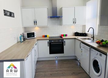 Thumbnail 4 bed terraced house to rent in Crawford Avenue, Liverpool, Merseyside
