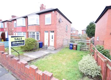 Thumbnail 3 bed flat for sale in St Albans Crescent, Heaton