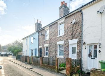 2 bed terraced house to rent in Edward Street, Rusthall, Tunbridge Wells TN4