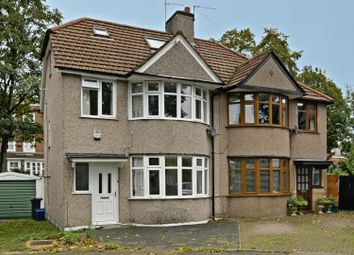 Thumbnail 4 bed semi-detached house for sale in Crawford Close, Isleworth