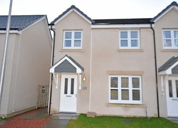 Thumbnail 3 bedroom semi-detached house to rent in William Dickson Drive, Blairgowrie