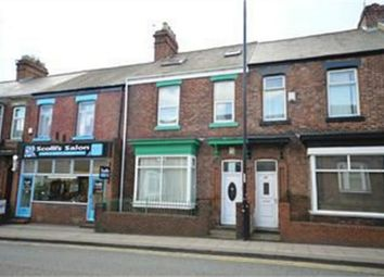 Thumbnail 1 bed terraced house to rent in Chester Road, Sunderland, Tyne And Wear