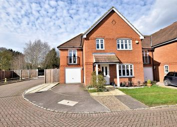 Thumbnail 4 bed detached house for sale in Teal Grove, Shinfield, Reading