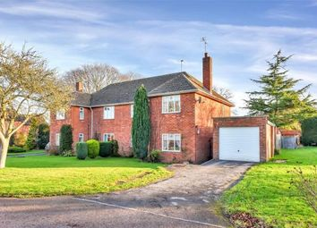 Thumbnail 3 bed semi-detached house for sale in Fauld, Tutbury, Burton-On-Trent