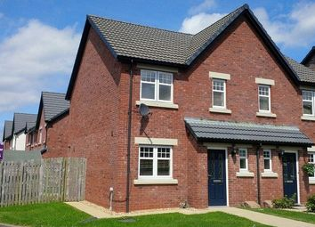 Thumbnail 3 bedroom semi-detached house for sale in Sydney Gardens, Lockerbie, Dumfries And Galloway.